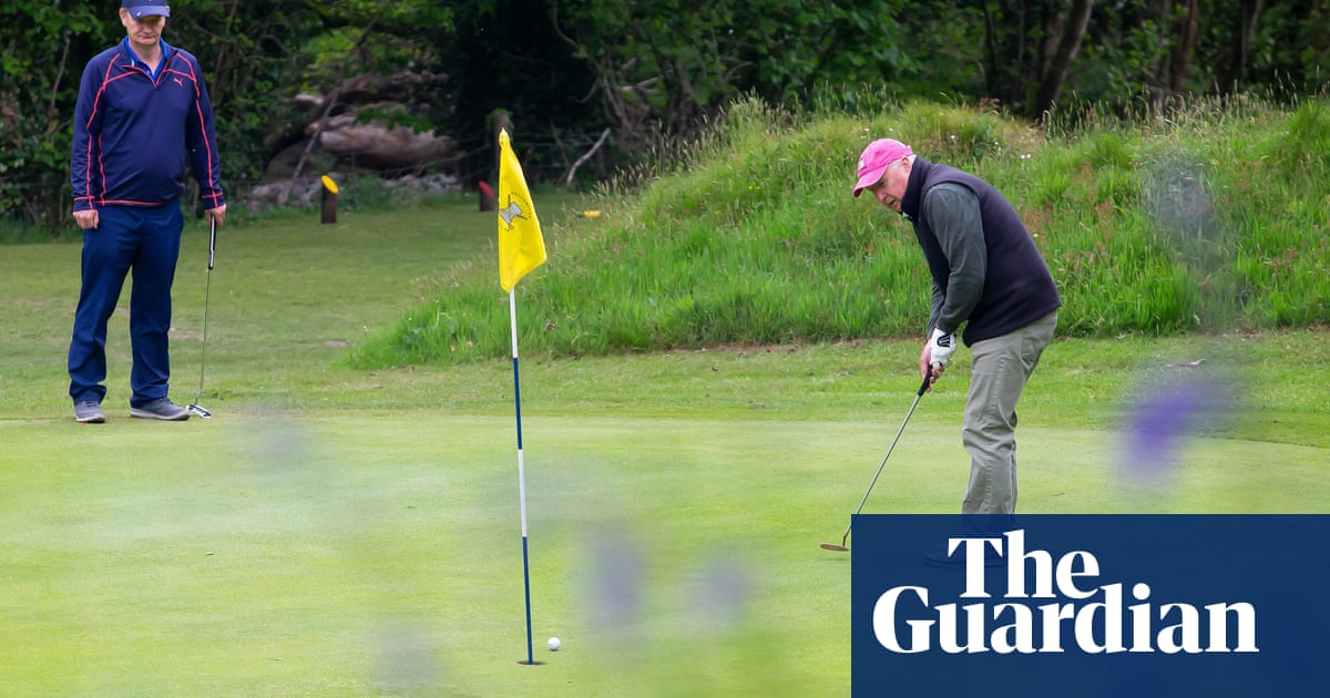 Back in the swing: the simple joy of returning to the golf course | Vic Marks