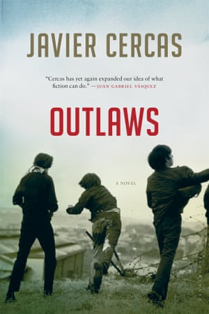 Cover of Outlaws by Javier Cercas