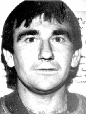 Michael Murphy, convicted of the murder of Anita Cobby in 1987.