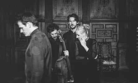 The Navarra String Quartet.