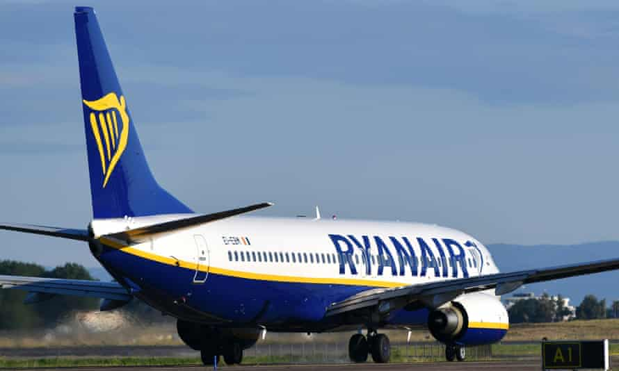 UK investors are thought to control about 20% of Ryanair's shares, while EU nationals control about 55%.