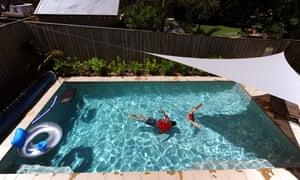 Gold Coast swimming pool