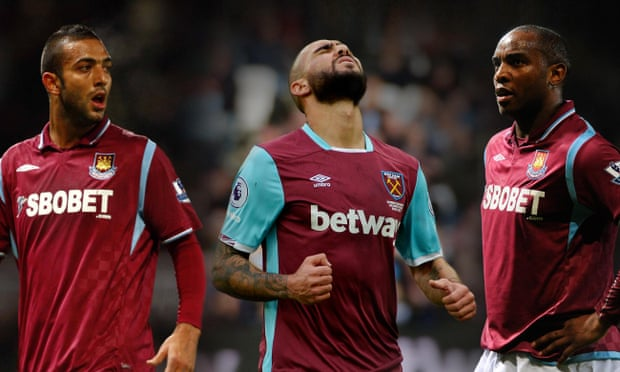 theguardian.com - Jacob Steinberg - West Ham's striking failure: 32 signed in seven years and still no solution | Jacob Steinberg