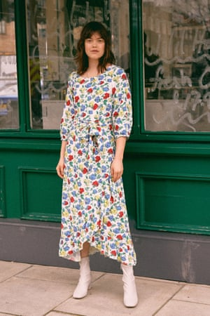 Prairie style Yolke's new Dakota collection, inspired by the Little House on the Prairie books, features day dresses made using eco-friendly fabrics that are locally sourced and produced – perfect for your summer wardrobe. Dress, £195, yolke.co.uk