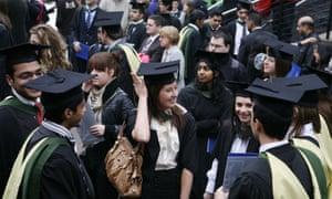 University of Sheffield graduates