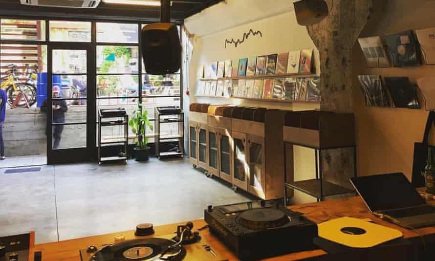Vodkast Records, Tbilisi, Georgia.