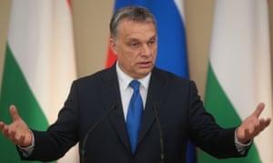 Hungary's Prime Minister Orban