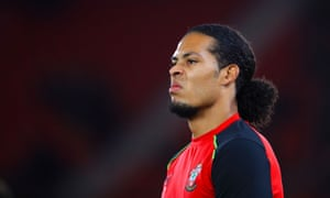 Virgil van Dijk, subject of interest from Liverpool, could be a problem for Southampton if he stays.