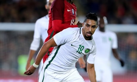 Arabian flight: why are nine Saudis playing in Spain before World Cup?