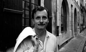 Edmund White Paris