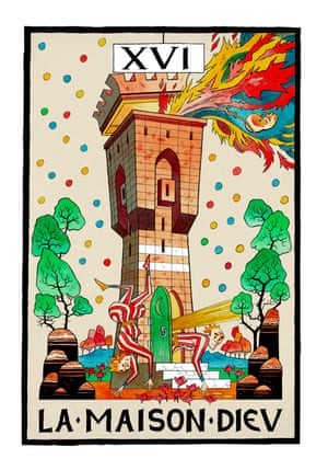 The Suggestionists: Tarot