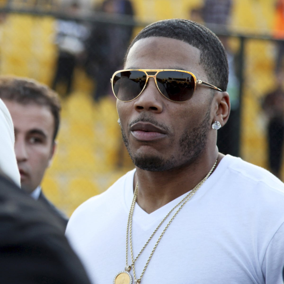 Is with who now nelly What Happened