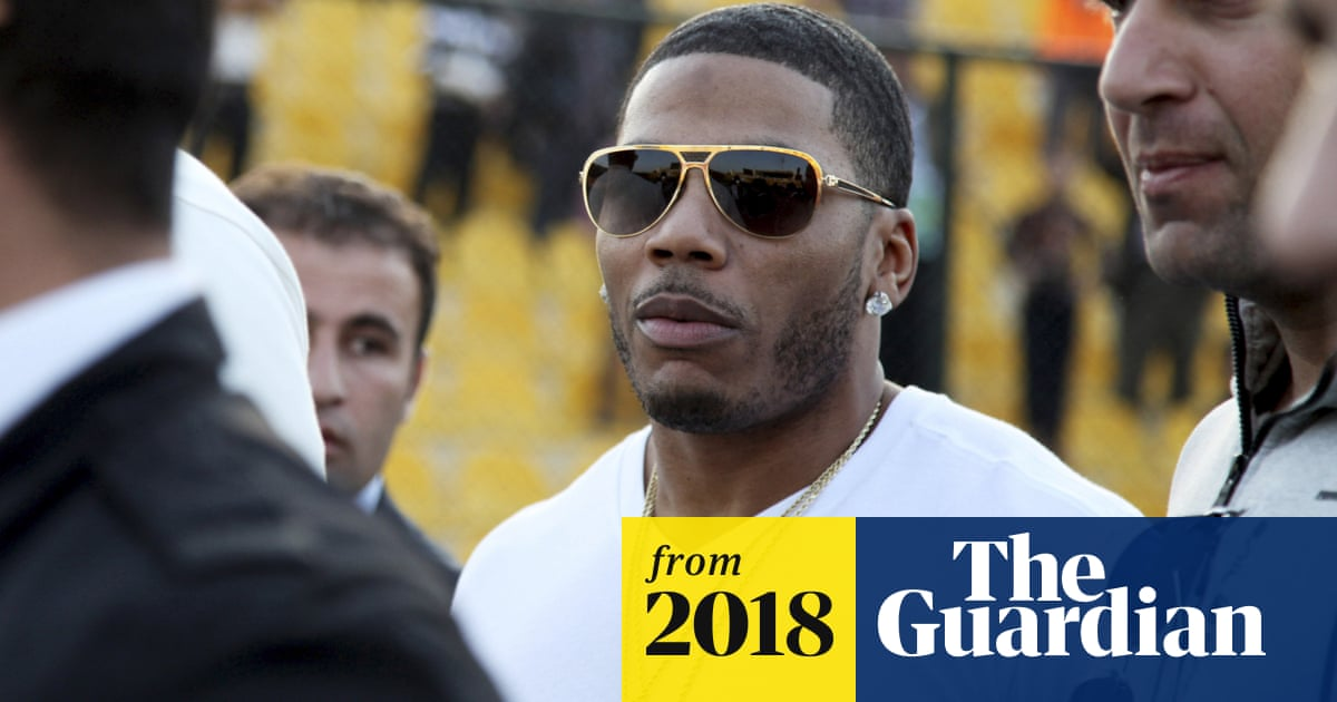 Rapper Nelly under criminal investigation for sexual assault