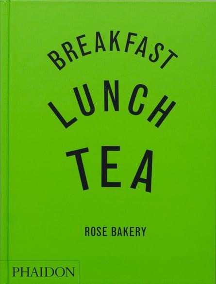 Breakfast Lunch Tea by Rose Carrarini.