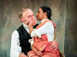 A Doll's House, 2019 By Henrik Ibsen. Elliot Cowan and Anjana Vasan in the first production directed by new artistic director Rachel O'Riordan
