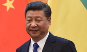 President Xi Jinping of China.