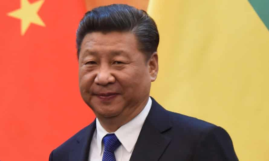 President Xi Jinping of China.