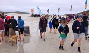 Low Tide Event, Scilly
