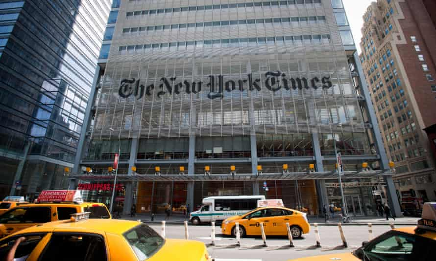 """The New York Times: 'not merely an issue of """"free speech"""" or """"wokeness""""'"""