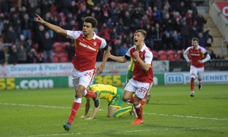 Football League your thoughts: Norwich are floored by Rotherham revival