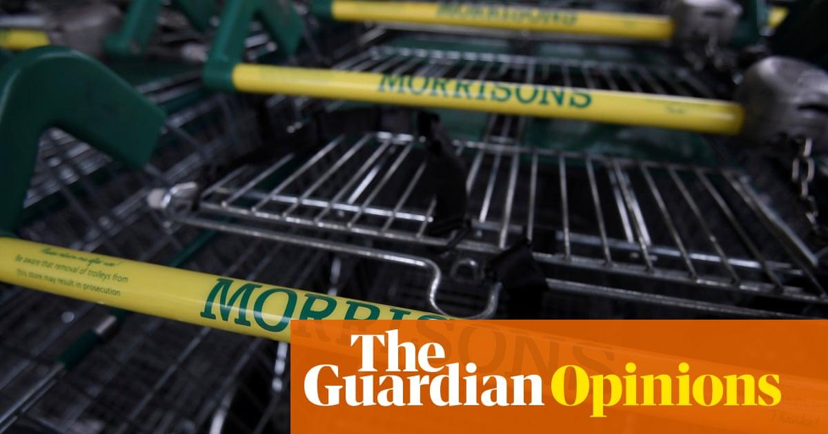 Morrisons chief risks ire of shareholders over £1.7m pandemic bonus