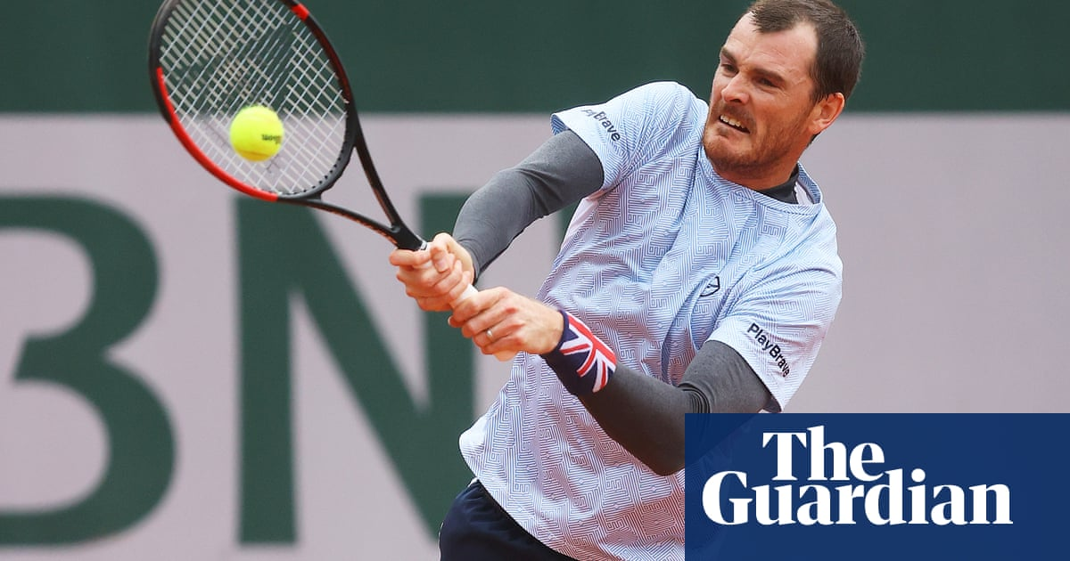 Jamie Murray wants LTA to think long-term after French Open failures