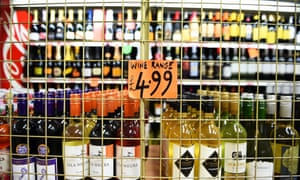 Public Health England said about 2m people are drinking just over 30% of the alcohol sold in England.