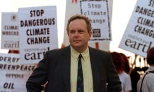 Environmental campaigner Peter Melchett in 1997