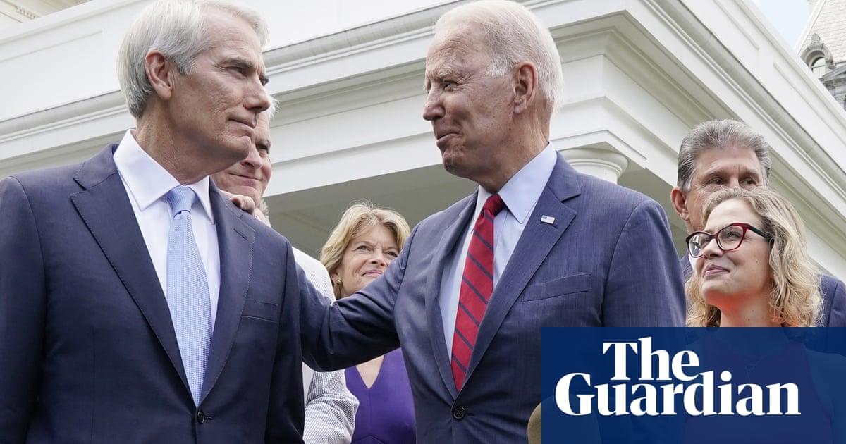 White House seeks to put infrastructure deal back on track after Biden blunder