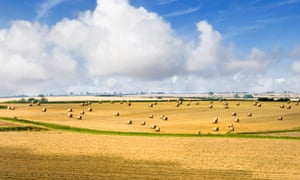 A field in Lincolnshire