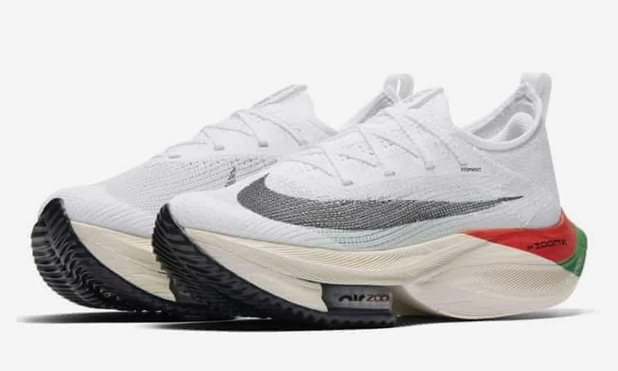 The Nike Air Zoom Alphafly Next% has garnered a mixed reaction from some athletes, including Kenenisa Bekele
