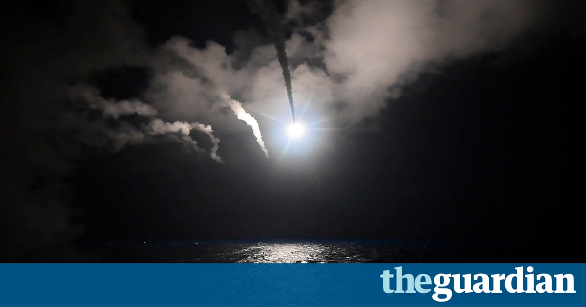 59897252e10 news24.com The rights and wrongs of US missile strikes on Syria