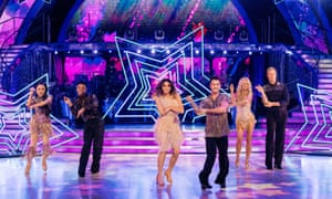 Strictly 2021 first group dance