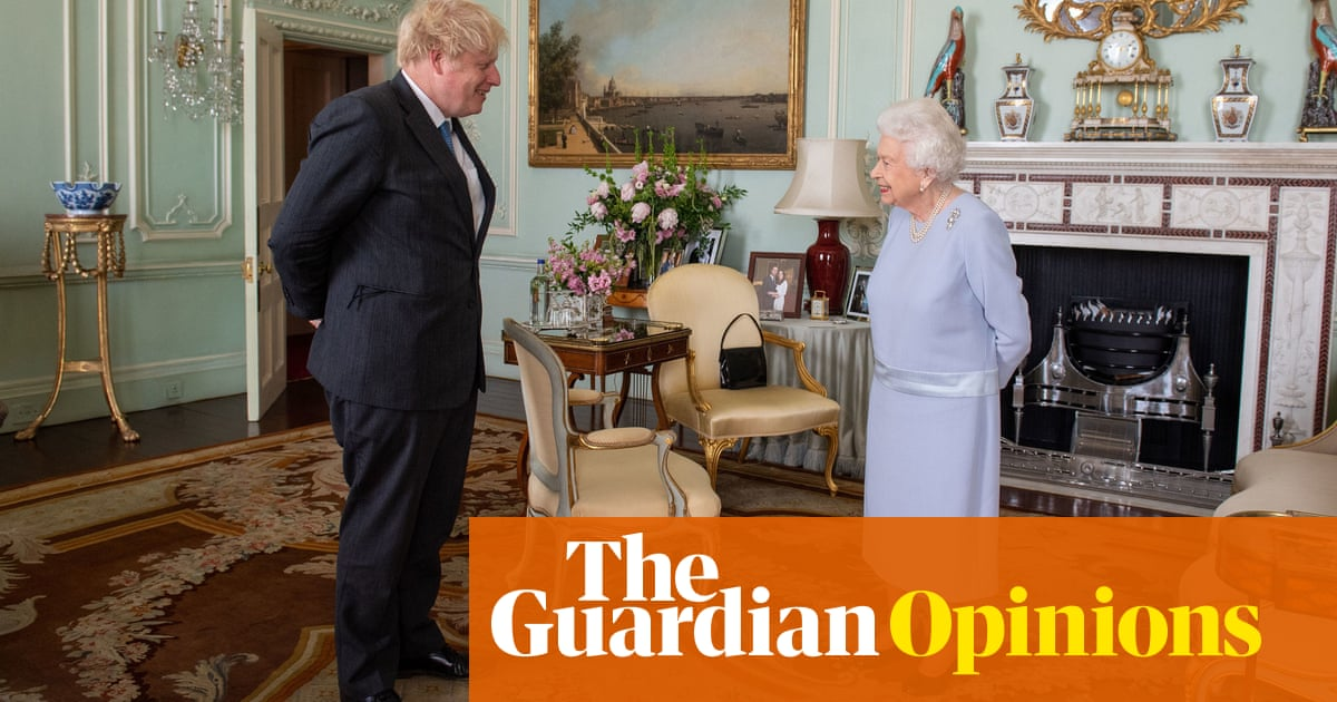 The Queen meets Boris Johnson in person again with weary resignation