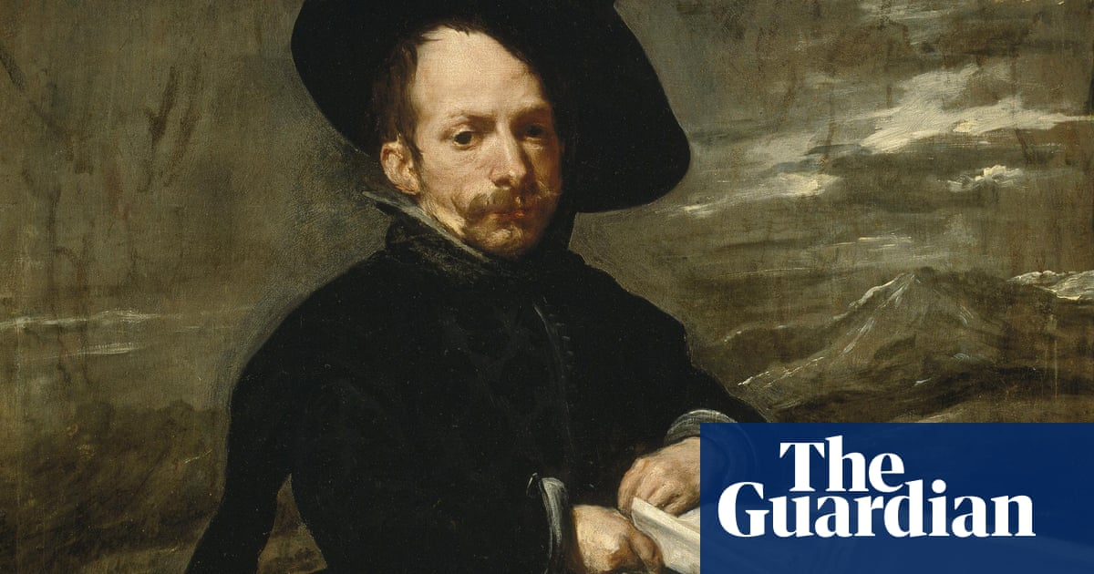 The Vanishing Man: In Pursuit of Velazquez by Laura Cumming review