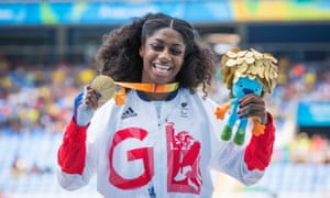 Kadeena Cox won two golds at the Rio 2016 Paralympics but had her funding suspended by UK Athletics after appearing on The Jump.