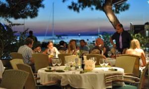Restaurant Leut, Cavtat