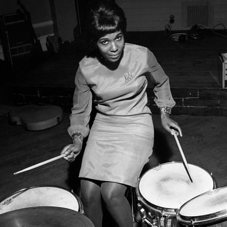 The Ugandan musician and singer Constance Mulondo in London, 1966