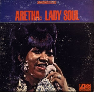 The 1968 Atlantic Records album Aretha Franklin: Lady Soul