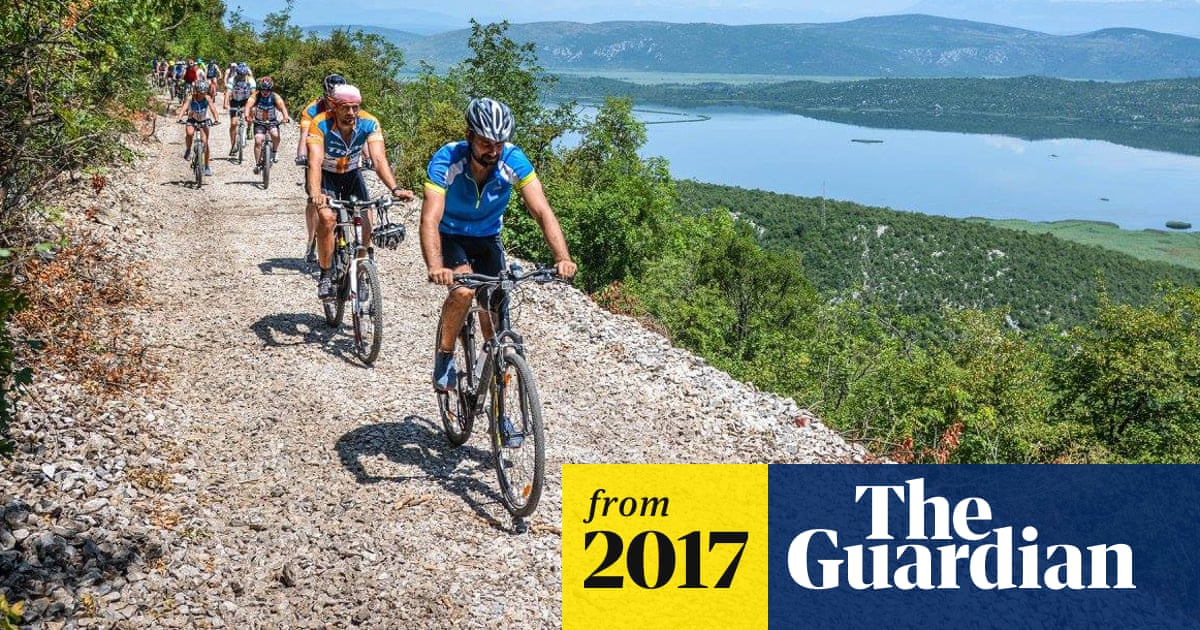 Bosnia's new cycle trail is a big 'open-air museum' | Travel