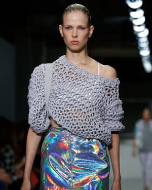 The Richard Nicoll show during London fashion week spring/summer 2015