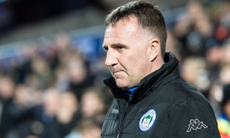 Wigan sack Warren Joyce after just four months in charge