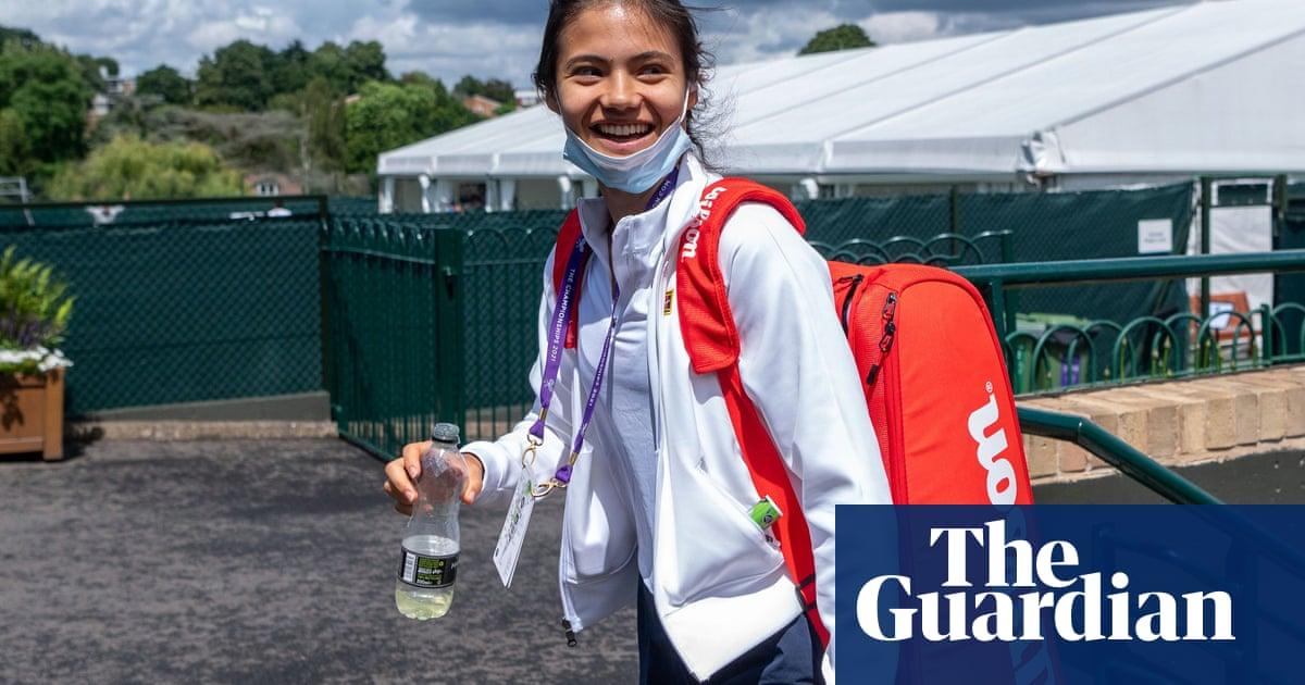 Emma Raducanu's Wimbledon breakout is a rare bubble success story   Tumaini Carayol