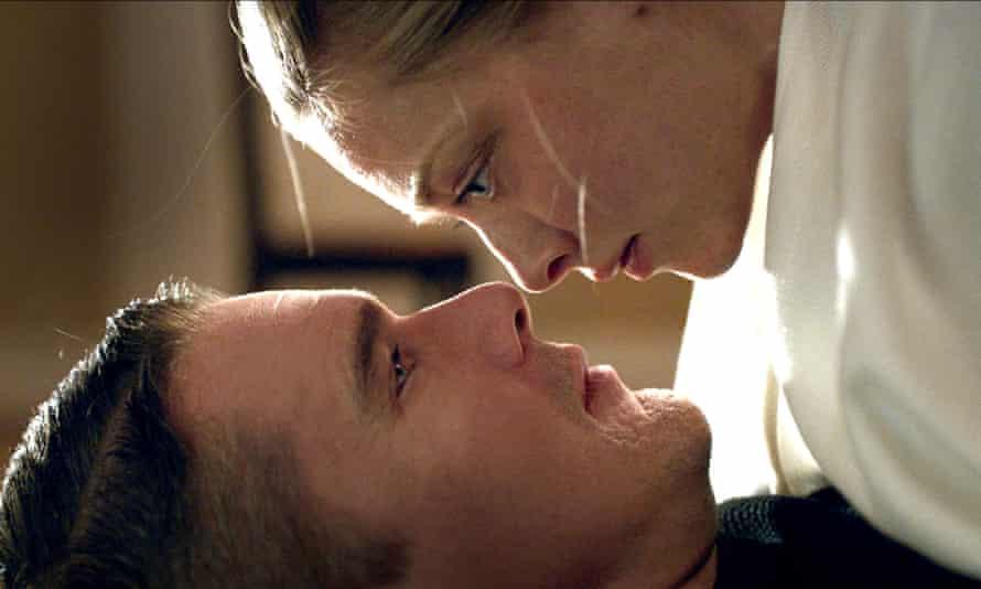 A kind of intimacy … Ethan Hawke and Amanda Seyfried.