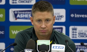Former Australian Test captain Michael Clarke has issued a stinging rebuke of former teammates Matthew Hayden and Andrew Symonds and their ex-coach John Buchanan over their criticism of his leadership during Australia's failed Ashes campaign.