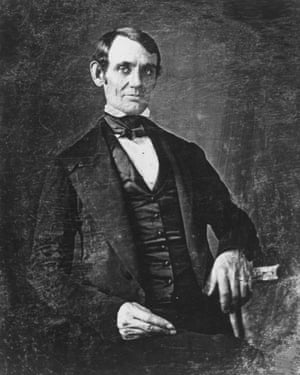 Abraham Lincoln as a young politician