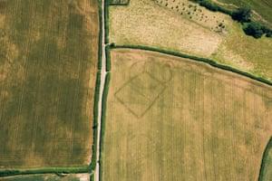 Prehistoric farms in Stogumber, Somerset