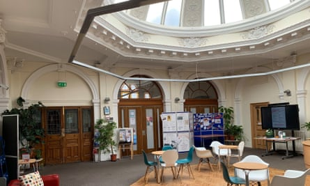 The Archibald Corbett Library in south London will be reopening its doors on 4 July.
