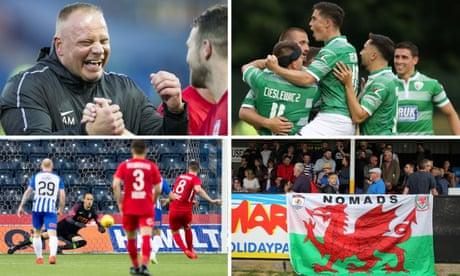 Welsh clubs breaking new ground after stirring European triumphs | Michael Butler