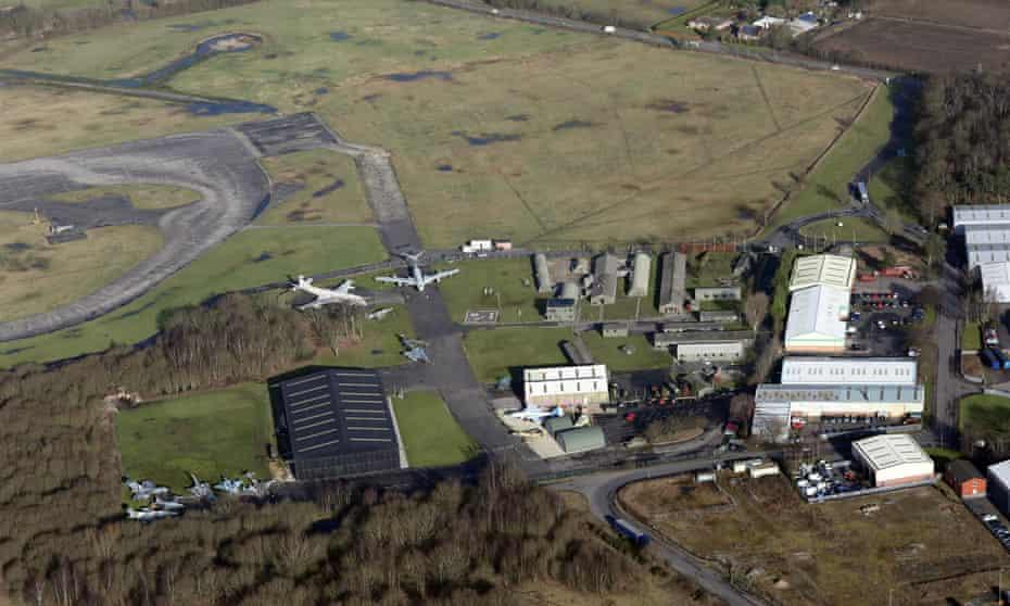 Elvington airfield